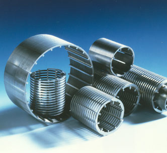 Wedge Wire Slot Tube Filters